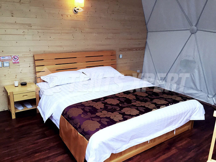5*5 deodesic dome tent