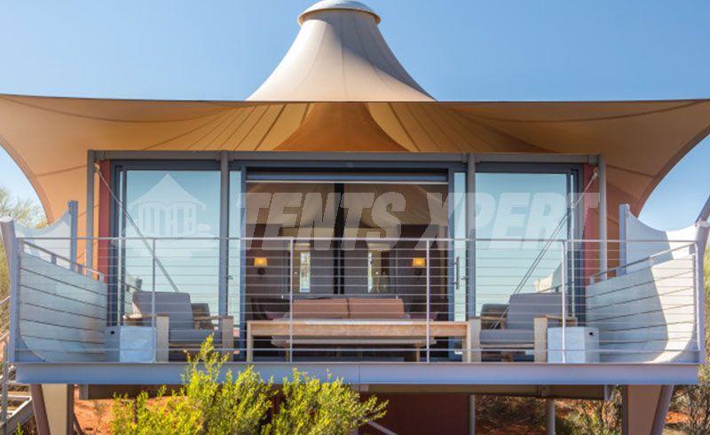 safari luxury tent