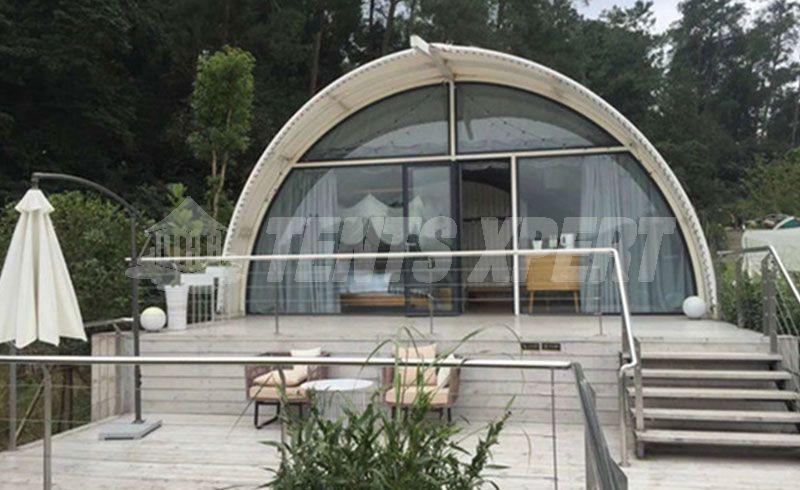 Luxury Cocoon Tent House