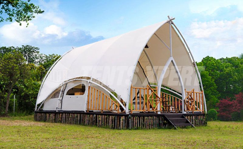 safari style tent for camping