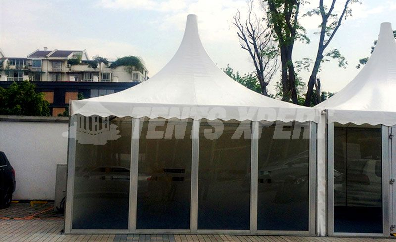 Aluminum Structure Pagoda Tent for Event