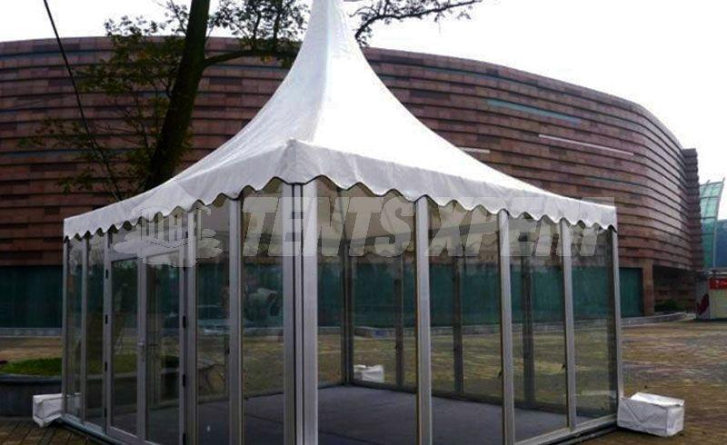 standard pagoda tent