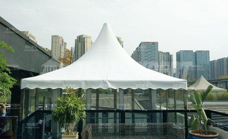 20x20 pagoda tent