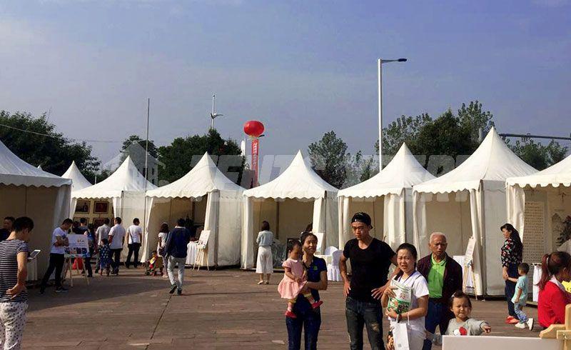 standard small tent