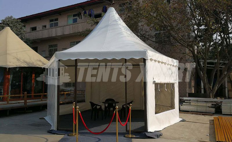Event Tent Standard PVC Cone-top Tent for Sale