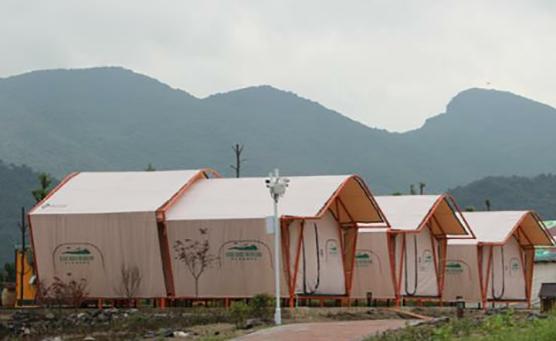 safari tent for camping