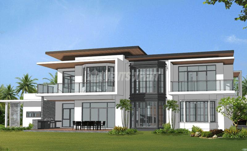 light steel villa