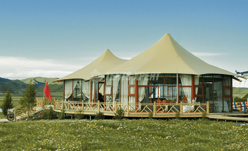 large glamping tents for sale