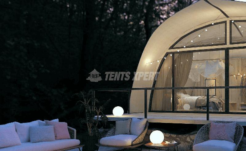 cocoon tent