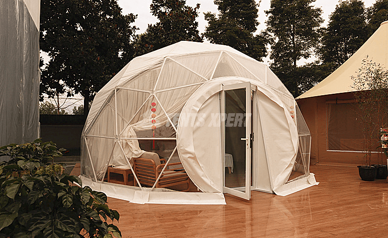 geodome tent