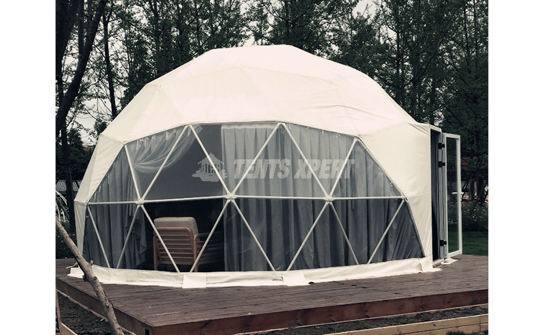 Geodesic Dome Tents - Glamping Dome