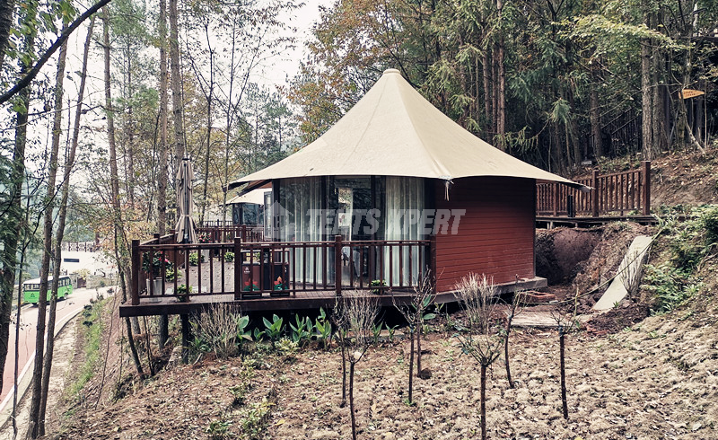 Luxury Lodge Tent for Glamping