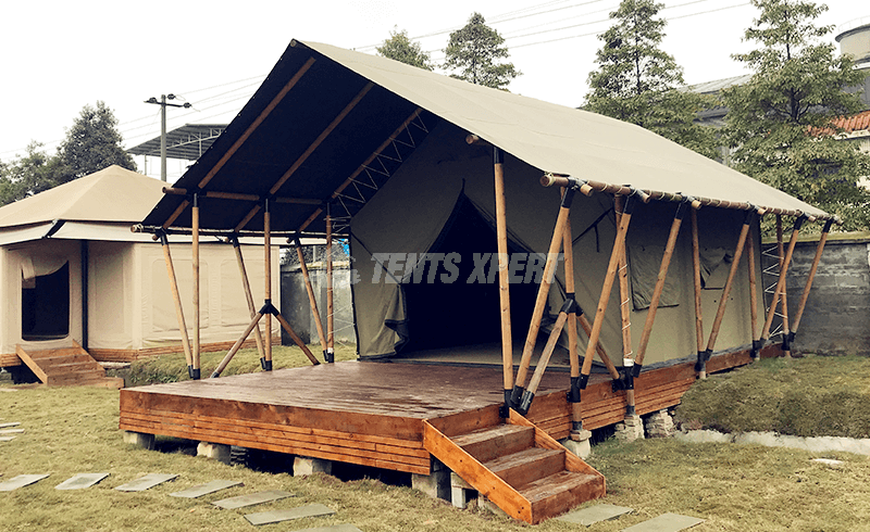 African Safari Tent L for Sale