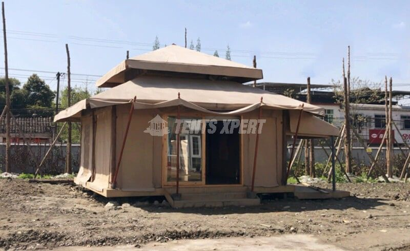 luxury new aman tent