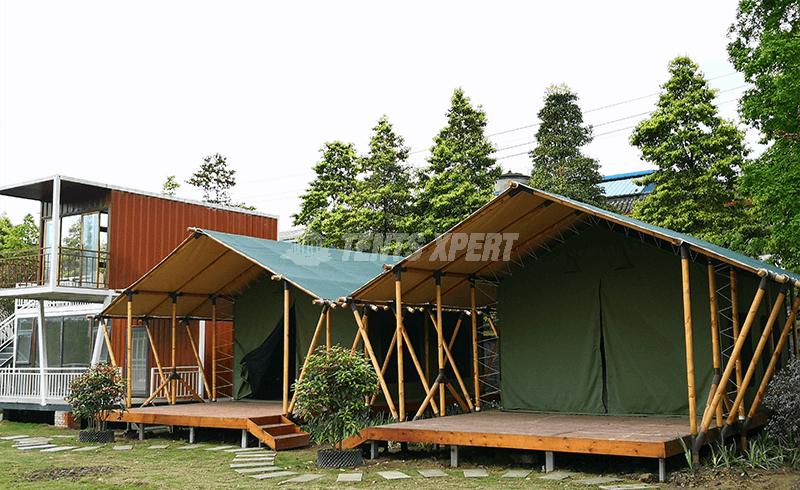 canvas safari tents for sale