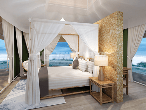 Aman Glamp Tent Interior Furniture 01