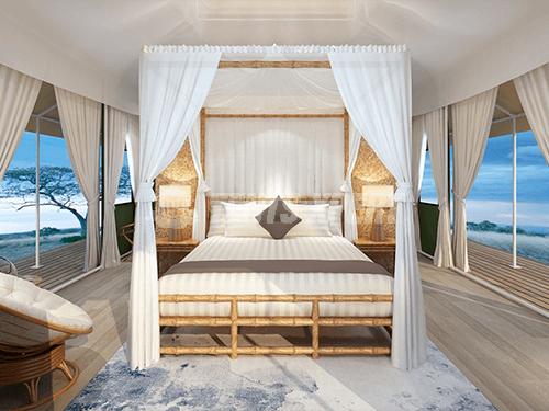 Aman Glamp Tent Interior Furniture 02