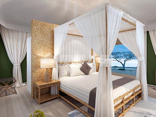 Aman Glamp Tent Interior Furniture 03