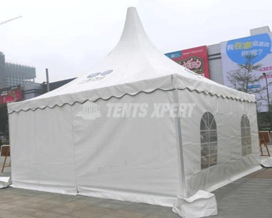 Pagoda Tent PVC Sidewall