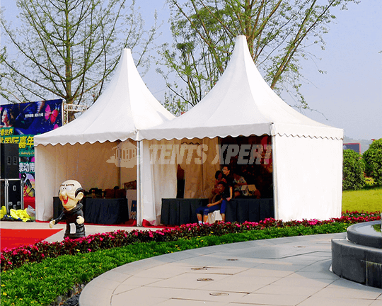 Pagoda Tent for reception