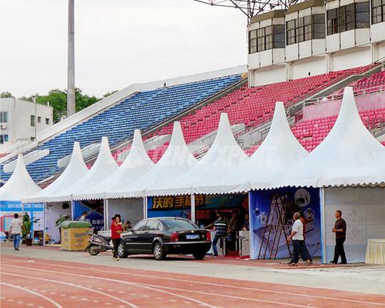 Pagoda Tent for stadium