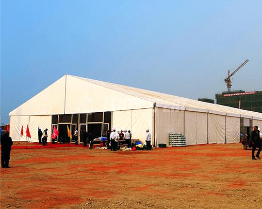 A-frame Tent PVC sidewall