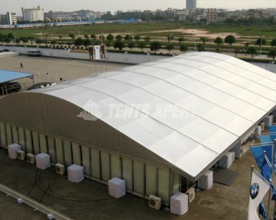 Car Show Arcum Tent