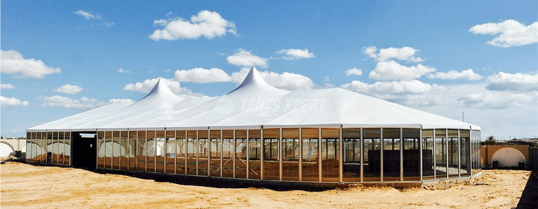 marquee High Peak Tent