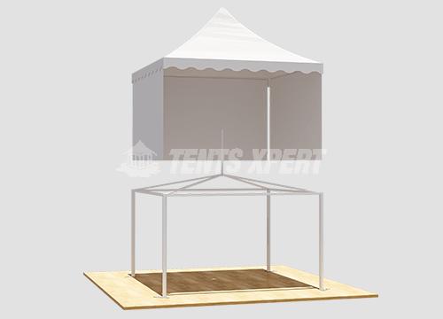 Standard PVC Cone-top Tent