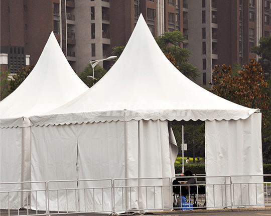 PVC Cone-top Tent