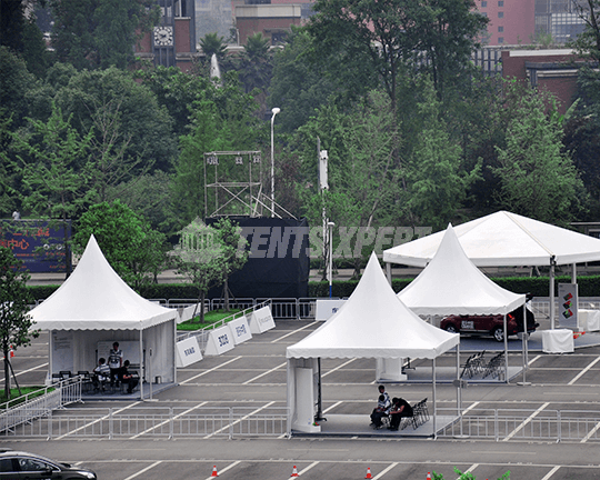 PVC Cone-top Exhibition Tent