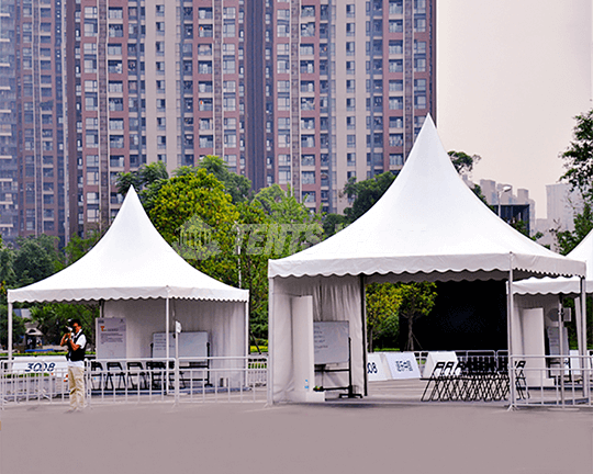 Standard Cone-top Event Tent