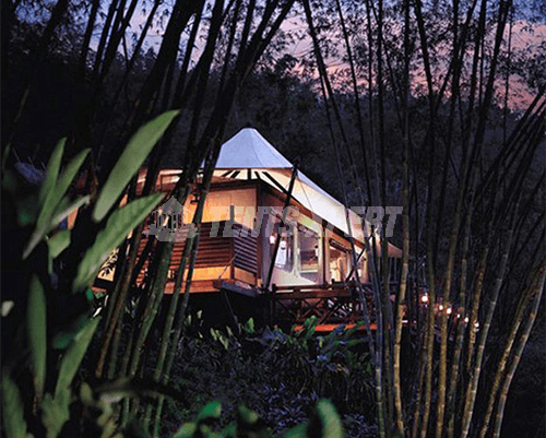 The 5 Most Luxurious Tented Campsites in The World