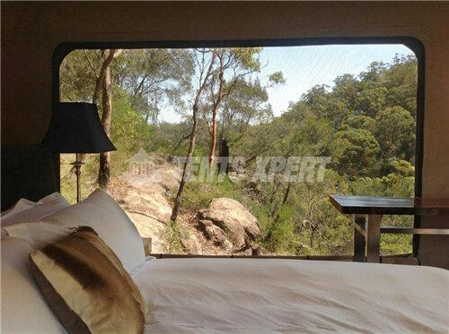 glamping tent accessories windows screen
