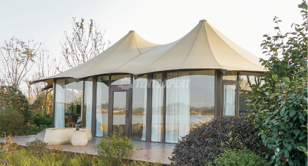 Large Luxury Glamping Tent for Sale