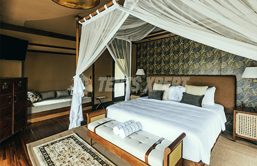 Glamping Resort Tent