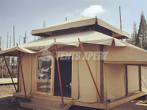 New Aman Glamping Tent for 2 Person