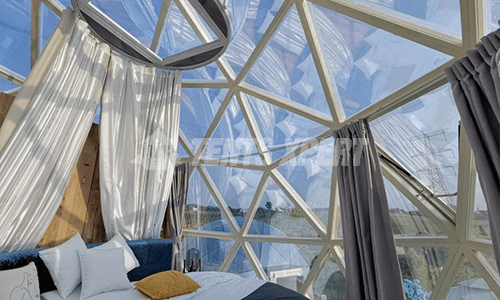 Glass Dome Tent for Glamping