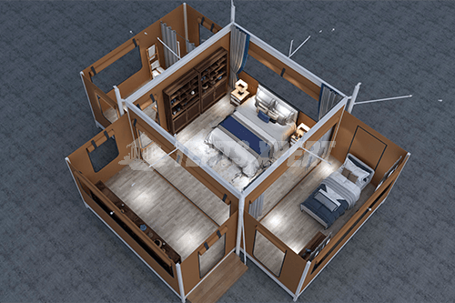 canvas glamping Tent Design 01