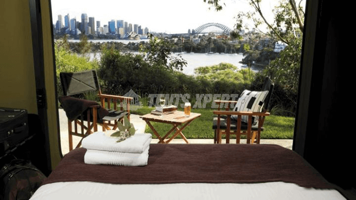 Glamping Experience In Australia