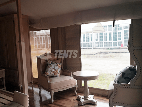 New Aman Glamping Tent Inner