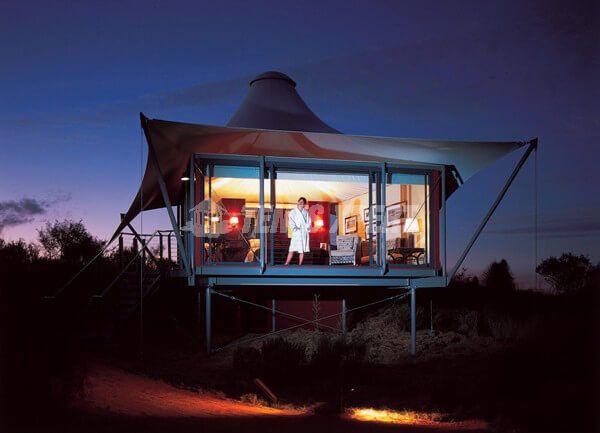Longitude 131° Desert Glamping Hotel, Australia