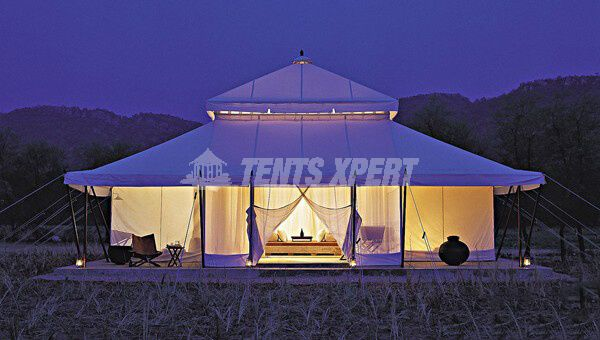Amanika Tented Resort, India
