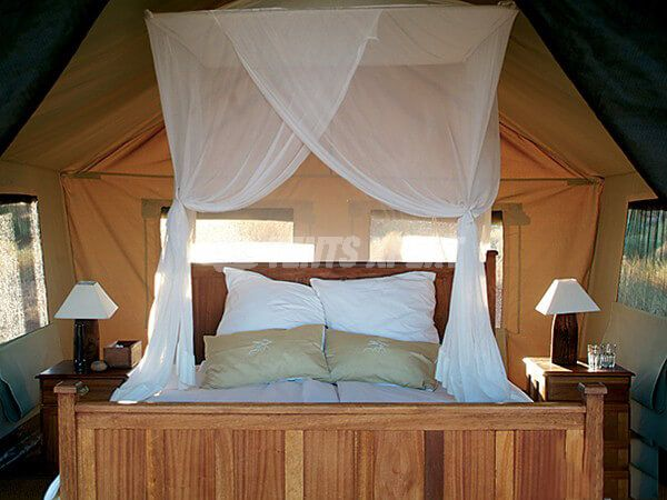 Wowidans Dune Camp, Namibia
