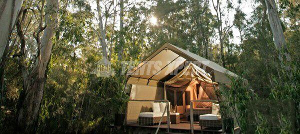 Pebbock Camping Sydney, Australia