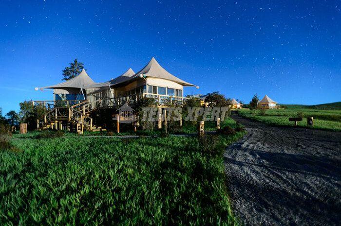 Vinetree Geladan Tented Resort