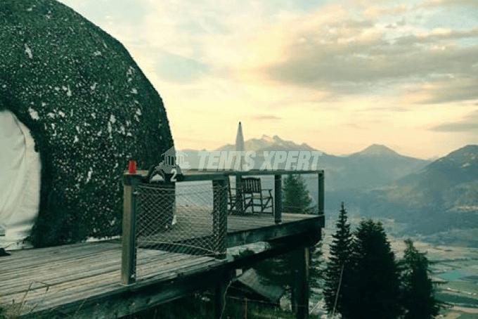 Switzerland, Whitepod