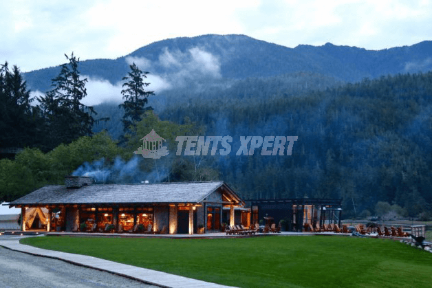Canada, Clay Wilderness Resort