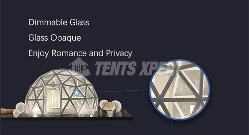 Glass Igloo Tent Features 02