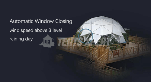 Glass Igloo Tent Features 03